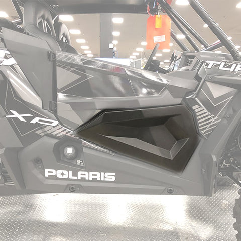 BMM Polaris RZR Lower Door Inserts (2-seater)