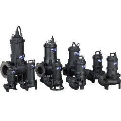 HCP Pumps AF Series (Sewage/Wastewater Submersible Pump)