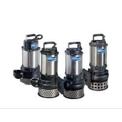 HCP Pumps AN Series (Wastewate/Sump Submersible Pump)