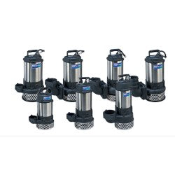 HCP Pumps A Series (Wastewater/Effluent Submersible Pump)
