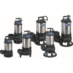 HCP Pumps F Series (Wastewater/Effluent Submersible Pump)
