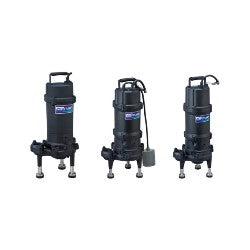 HCP Pumps GF Series (Submersible Grinder Pump)