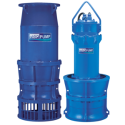 HCP Pumps LA Series (Submersible Axial Pump)