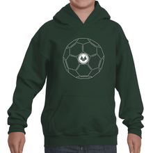 Soccer Ball Youth Hoodie