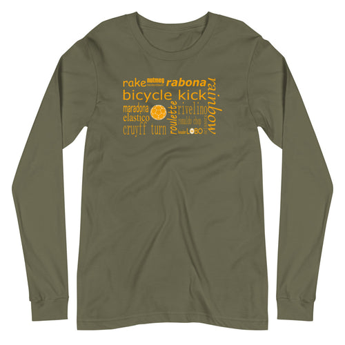SWEET MOVES LONG-SLEEVE TEE