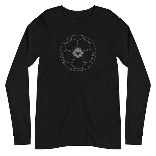 SOCCER BALL LONG-SLEEVE TEE