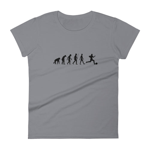 EVOLUTION WOMEN'S SHORT-SLEEVE TEE
