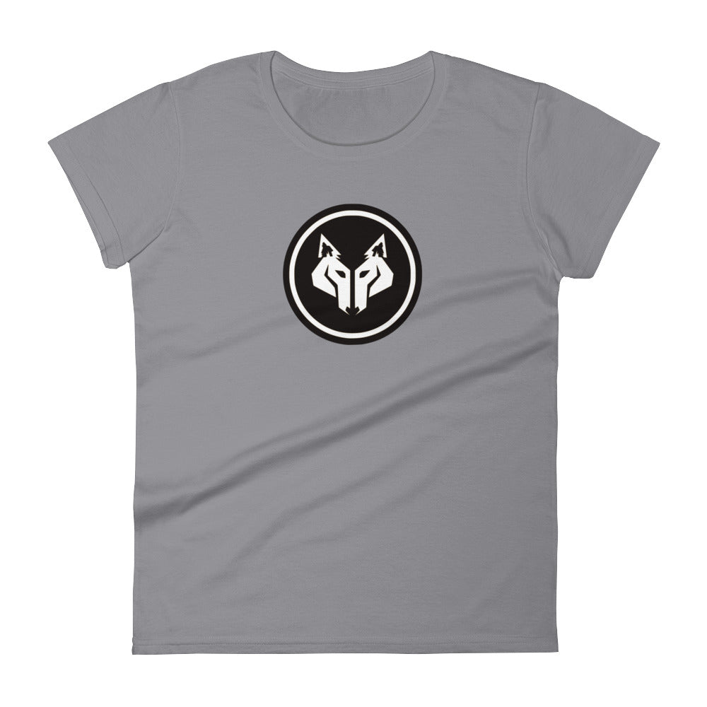 BE THE WOLF WOMEN'S SHORT-SLEEVE TEE