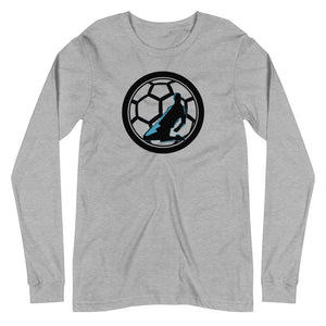 KNEE SLIDE LONG-SLEEVE TEE