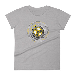 PHD WOMEN'S SHORT-SLEEVE TEE