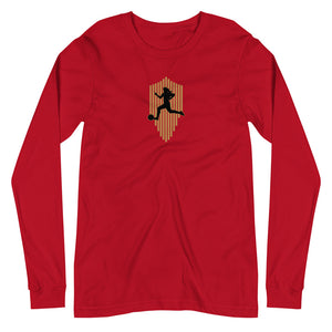 CREST LONG-SLEEVE TEE