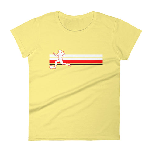 RUNNING WOMEN'S SHORT-SLEEVE TEE