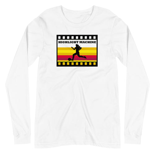HIGHLIGHT MACHINE LONG-SLEEVE TEE