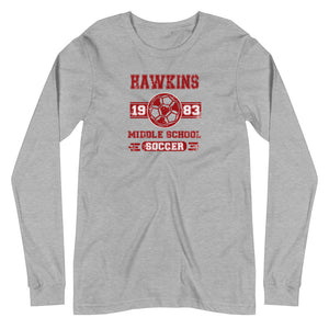 HAWKINS LONG-SLEEVE TEE