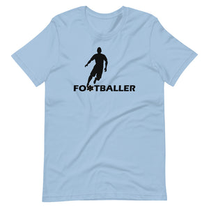 FOOTBALLER SHORT-SLEEVE TEE