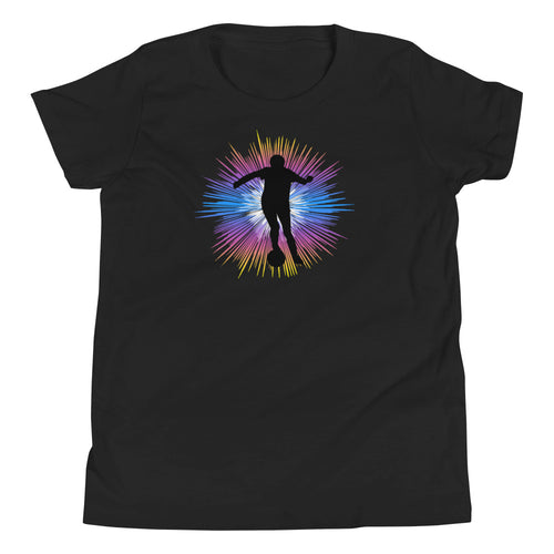 STARBURST YOUTH SHORT-SLEEVE TEE