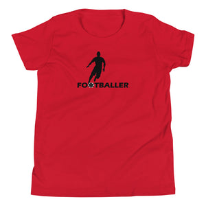 FOOTBALLER YOUTH SHORT-SLEEVE TEE