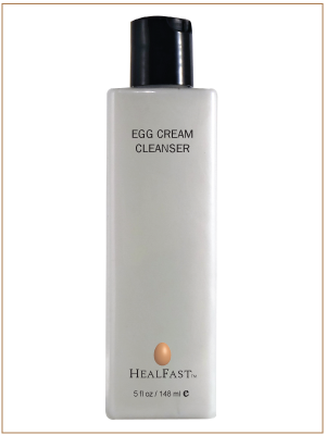 EGG CREAM CLEANSER