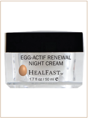 EGG-ACTIF RENEWAL NIGHT CREAM