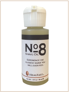 No 8 Shaving Oil