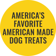 America's Favorite American made dog treats