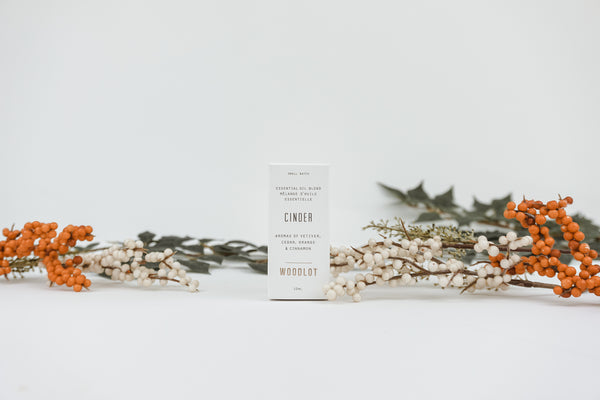 Cinder — Essential Oil