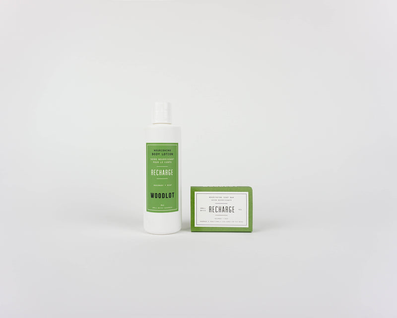 Recharge Soap & Lotion Bundle
