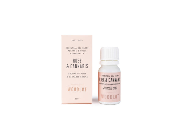 Rose & Cannabis — Essential Oil - woodlot-usa