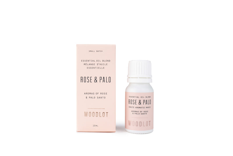 Rose + Palo  — Essential Oil - woodlot-usa