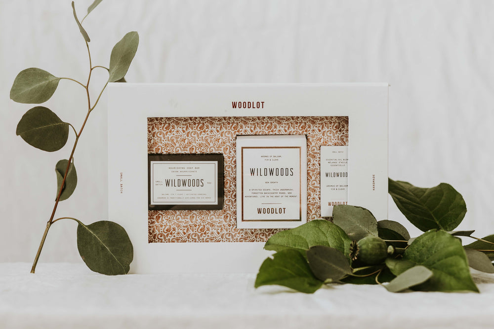 Wildwoods Gift Set - woodlot-usa