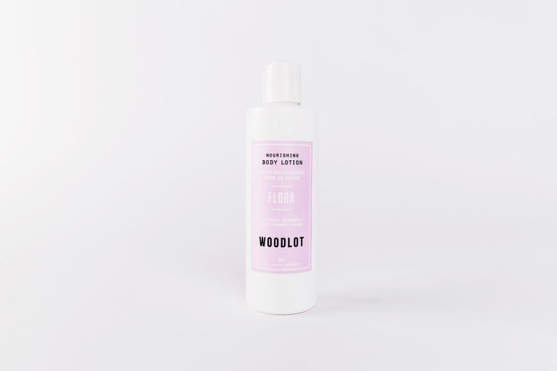 Flora — 8oz Lotion - woodlot-usa