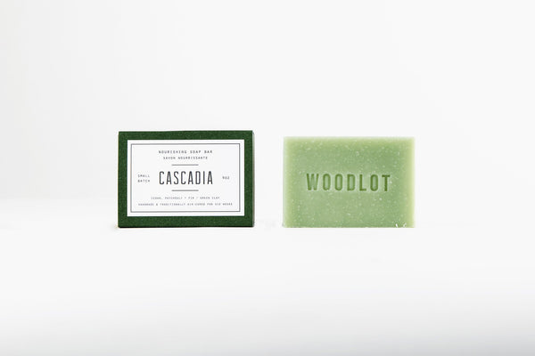 Cascadia — 4oz Soap Bar - woodlot-usa