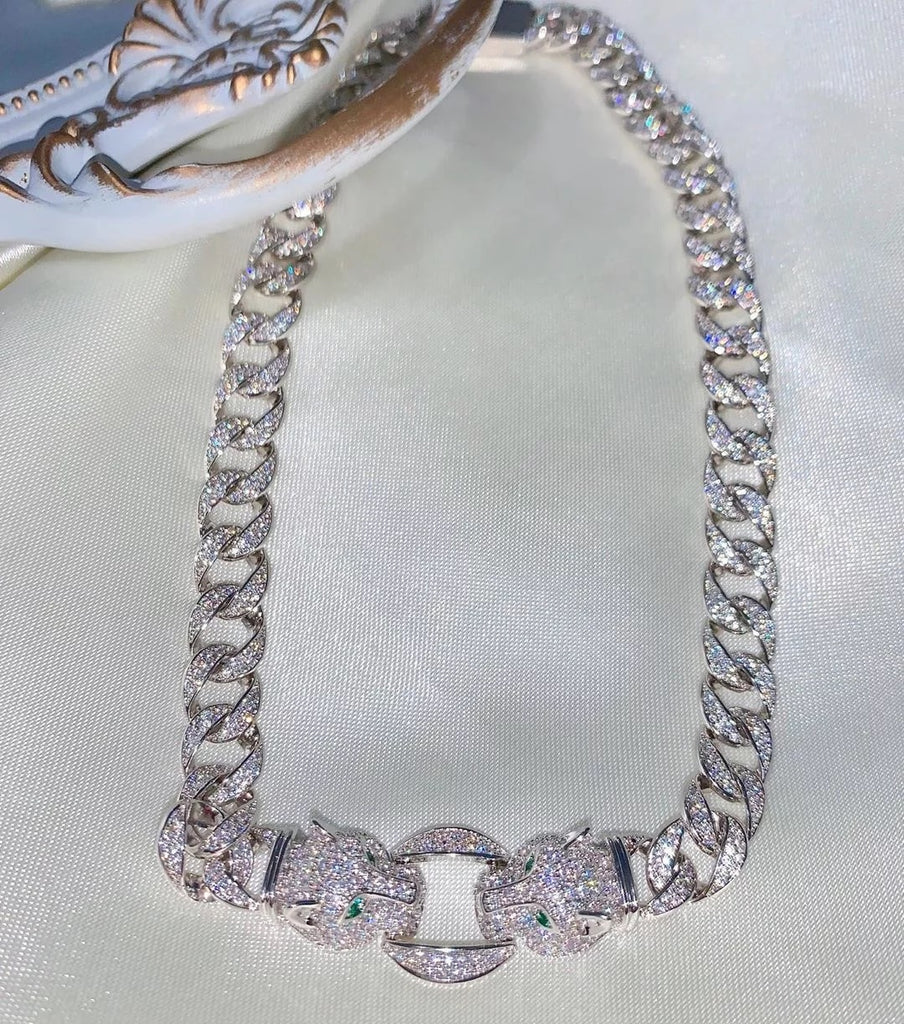 Panther Cuban Chain