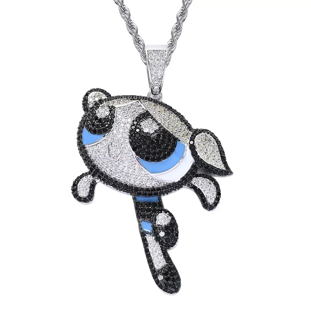 Powerpuff Girl Pendant