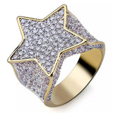 Diamond Astral Ring