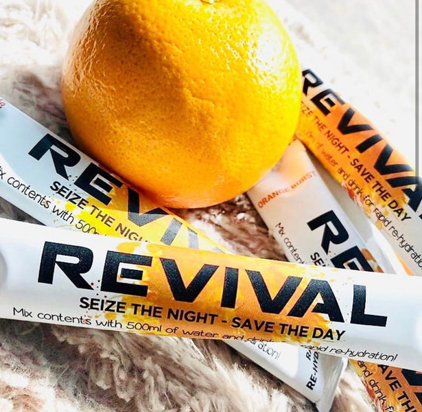 Why Choose Revival Rehydration Powder?