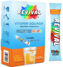 Load image into Gallery viewer, Revival Kids Multi-Vitamin Squash