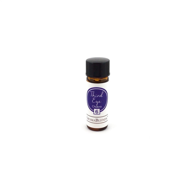 Third Eye Chakra Essential Oil Blend