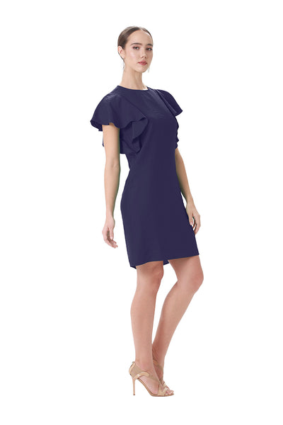 Pam Ruffle Dress