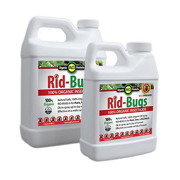 RID-BUGS for Organic Production