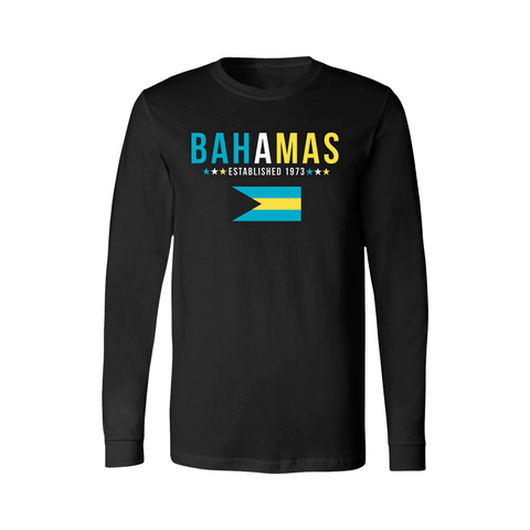 Bahamas Long Sleeve Shirt - Kids-Unuheritage