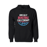 Ball Is Therapy Hoodie - Men's - Unuheritage