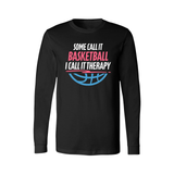 Ball Is Therapy Long Sleeve Shirt - Men's - Unuheritage