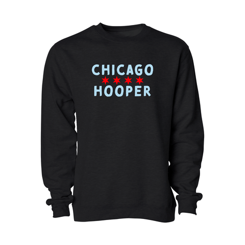 Chicago Hooper Crewneck - Adult-Unuheritage
