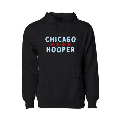 Chicago Hooper Hoodie - Men's-Unuheritage