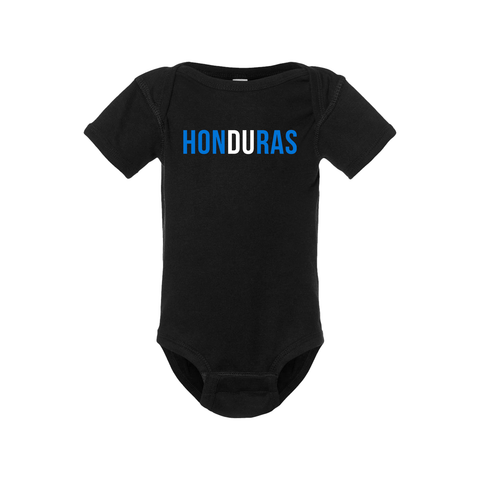 Honduras Short Sleeve Onesie - Babies & Toddlers - Unuheritage