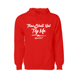 Thou Shall Not Try Me Hoodie - Men's - Unuheritage