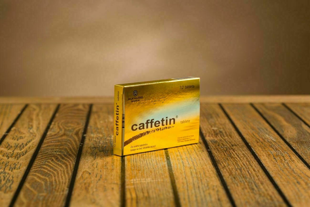 4 X  CAFFETIN Tablets Pain Relief Pills Pain Tablets headache, toothache, migraine,neuralgia,ishialgia, Fever