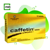 CAFFETIN Tablets Pills Paracetamol Pain Relief Fever Reducer Tablets Pain Therapy Pills - PAIN RELIEF ULTRA COMPLEX ( headache, toothache, migraine,neuralgia,ishialgia,)