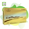 CAFFETIN TABLETS PAIN RELIEF PILLS PAIN KILLER STOP PAIN ( headache, toothache, migraine, neuralgia, ishialgia, muscular pain, postoperative, post traumatic and menstrual pain )